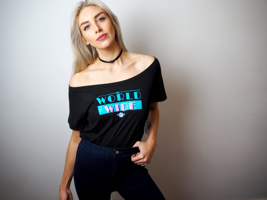 Laura Kate Lucas - Manchester Lifestyle and Fashion Blogger - Hard Rock Cafe Signature Series Tee