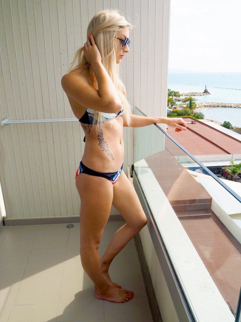 Laura Kate Lucas - Manchester Fashion and Lifestyle Blogger | Travel Blog - Outfit Post featuring Victorias Secret Bikini Swimsuit and Quay Australia Sunglasses