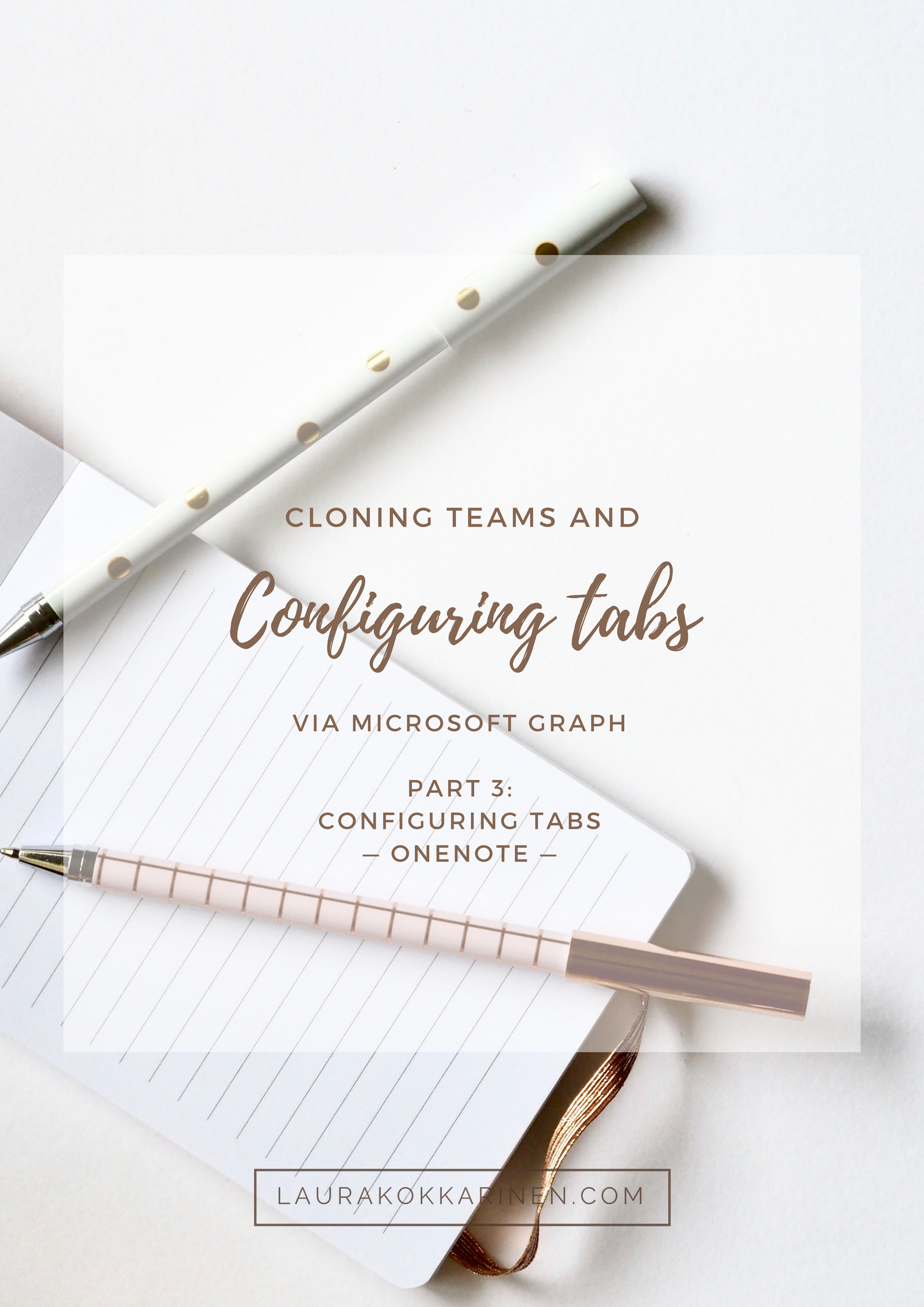 Cloning Teams and Configuring Tabs via Microsoft Graph