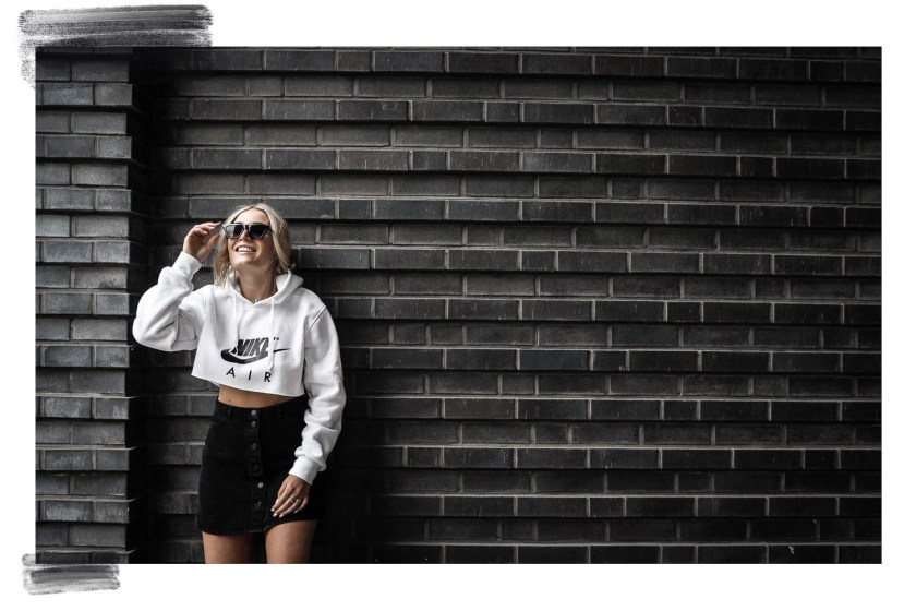 Lauralamode Ootd Outfit Streetstyle Style Outfit Look Lookoftheday Style Nike Monki Berlin Blogger München Deutschland