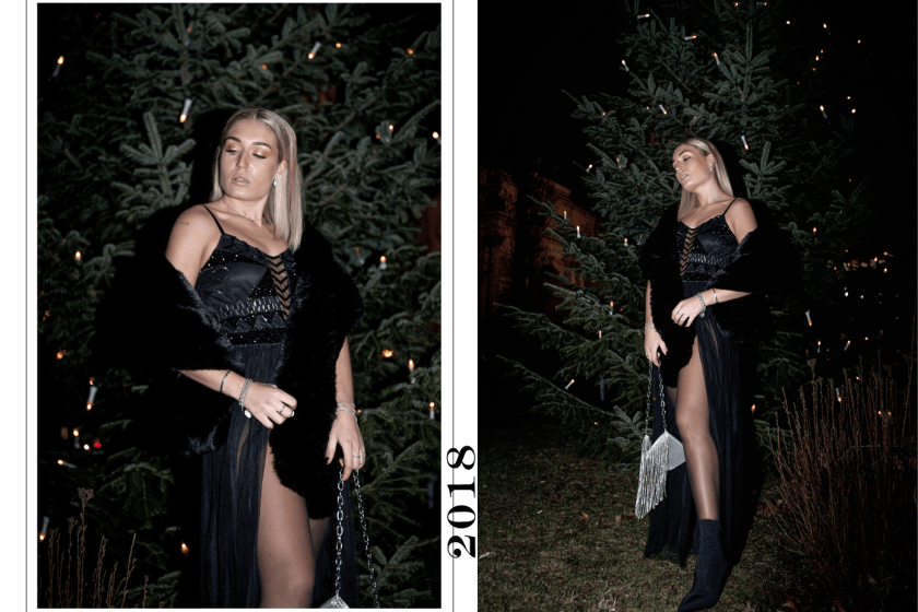 Lauralamode Jahresrückblick 2018 New Year Silvester Outfit Ivy Revel Asos Look Silvester Look Silvester Outfit New Years Eve Look Inspo Berlin Munich Muenchen Fashionblogger Blogger6