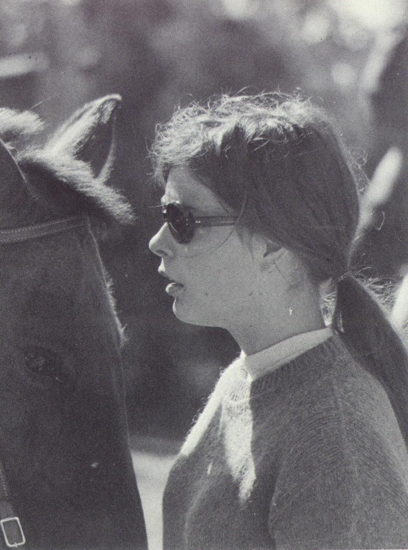 Laura & horse