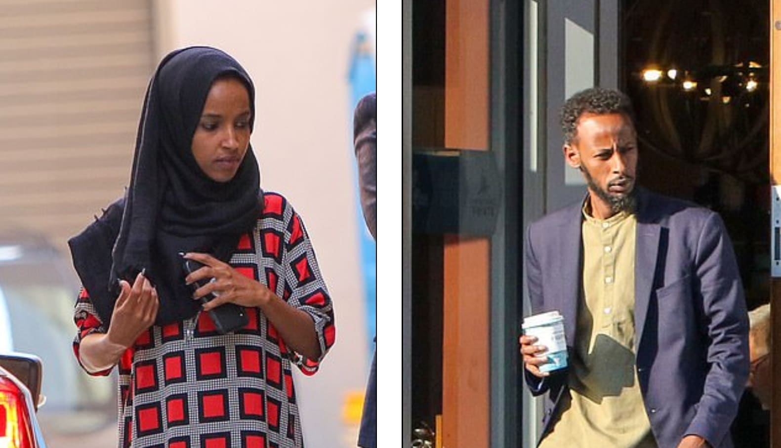 Ilhan Omar Heads for Third Divorce, Moves Into Luxury ...Ilhan Omar Husband