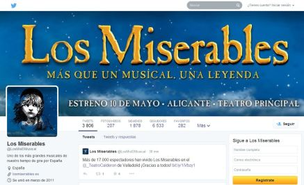 twitter los miserables