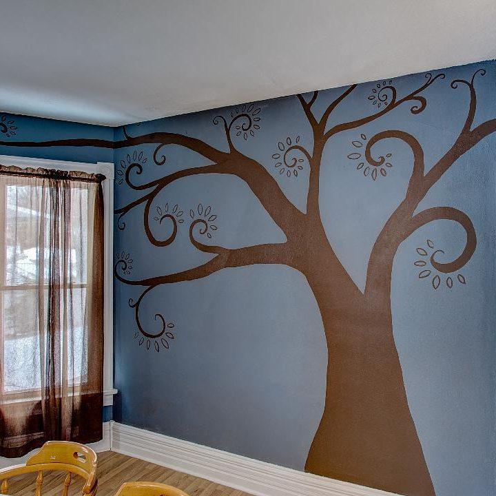 Family Tree Mural, 2015, Waukesha, WI