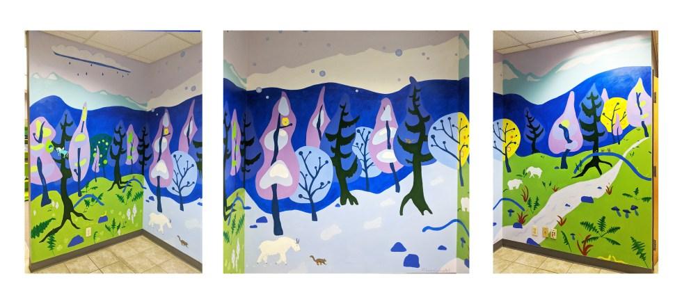 Yetee Mural