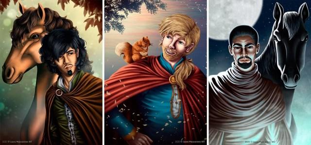collage-personaggi_la-ruota-d'argento