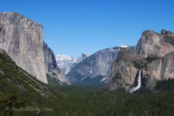 Earth - Tunnel View, Yosmite