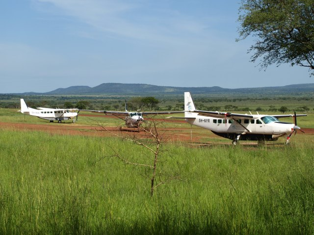 Bush Flights on Kenya Air