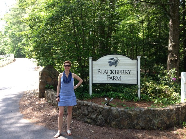 Finally, Blackberry Farm!