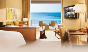 The Cove Deluxe Ocean Front Room