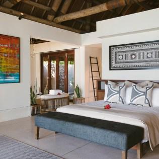 5. Beachfront Villa - Master Bedroom