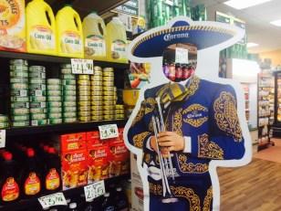 The Life-size Corona mariachi