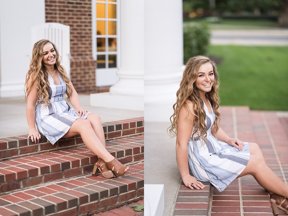 ashland, senior, portraits, photographer, laura matthews, deep run, randolph macon college, railroad