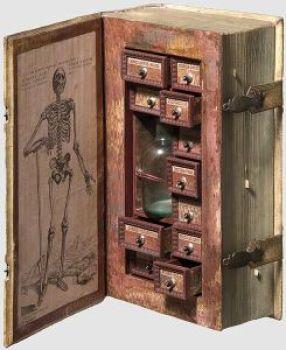 poison cabinet