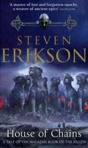 House of Chains by Steven Erikson - cover image