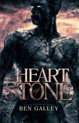 The Heart of Stone by Ben Galley