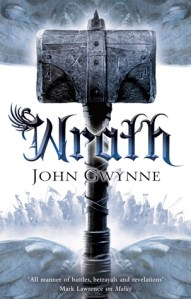 Wrath by John Gwynne