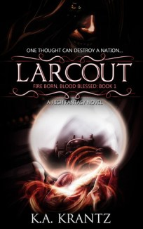 Larcout by K.A. Krantz
