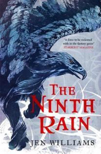 The Ninth Rain by Jen Williams