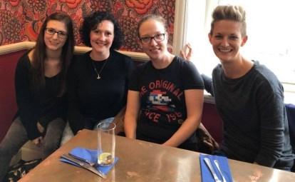 Laura Hughes, Anna Stephens, Timandra Whitecastle, Taya Latham (T L Greylock)