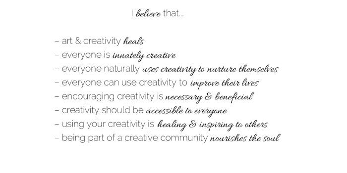 creative wellness creed 2