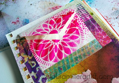 9art journal labels