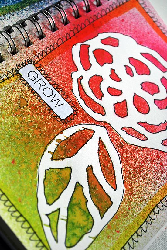 27silicone stencils laura miller artist