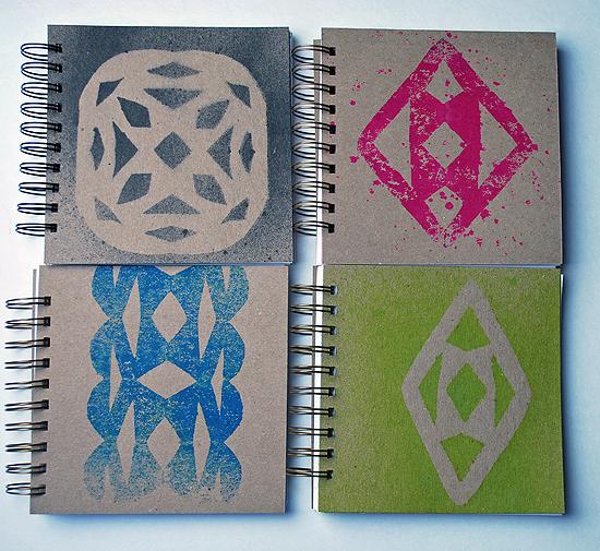22art journal multi color