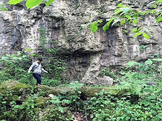 Hiking!