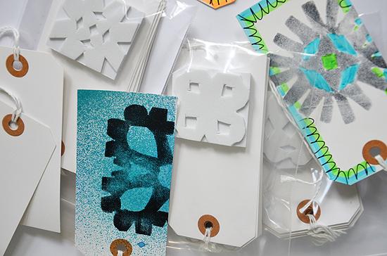 6tag stamp kit