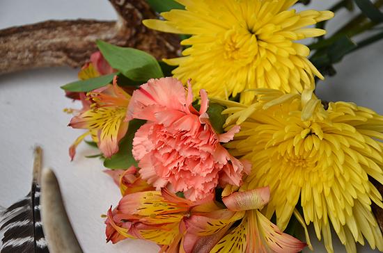 7antler flowers
