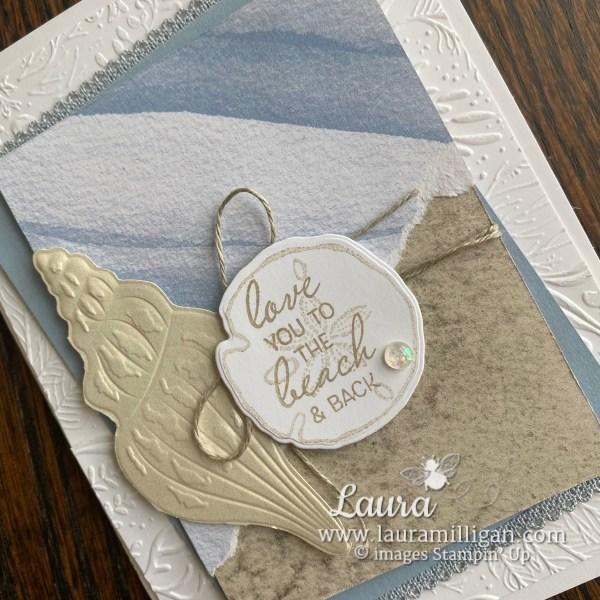 FB Live Seashells Card 2 Closeup
