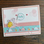 Snailed It Bundle from Stampin