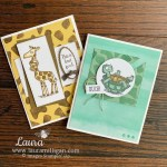 Back On Your Feet Stamp Set by Laura Milligan Stampin