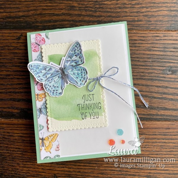 butterfly brilliance bundle by Laura Milligan Million Dollar Achiever
