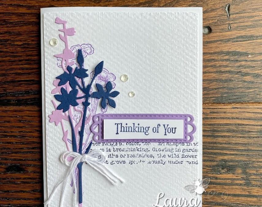 A Trio of Cards with Quiet Meadow – Facebook Live Tutorial