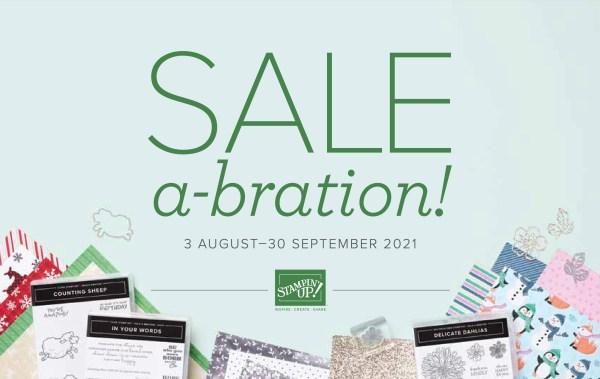 August - September 2021 Sale-a-Bration Promotion Catalog