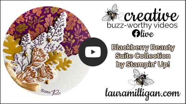 Laura Milligan YouTube Thumbnail Blackberry Beauty Suite