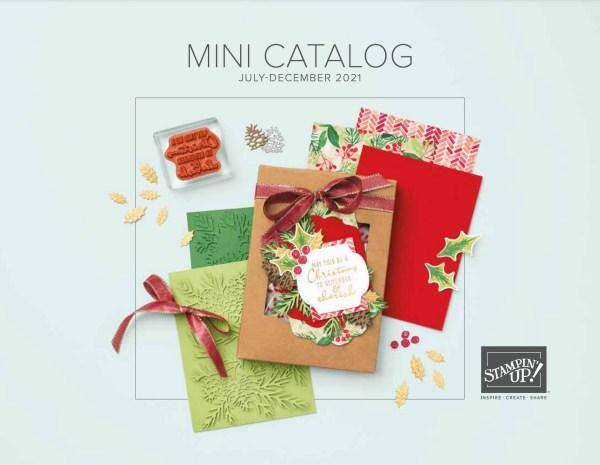 Stampin' Up! July - December 2021 Holiday Catalog
