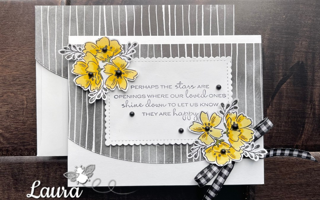 Bee Creative Tutorial – Beautifully Penned Words