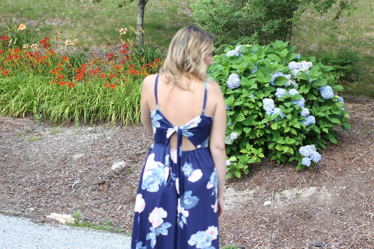 Amazon Fashion Find Maxi Dress