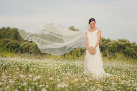 Laura Monge vestidos de novia 13