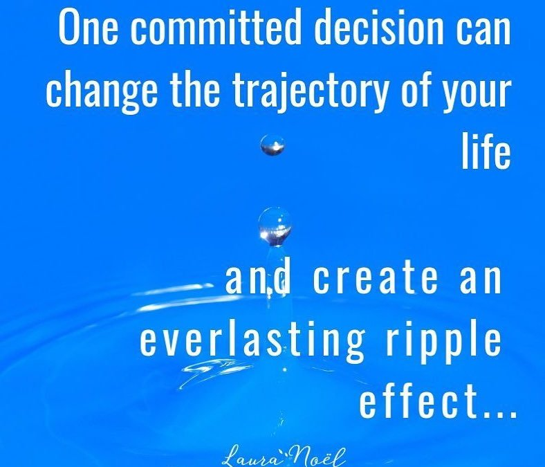 The Invisible Power of a Decision