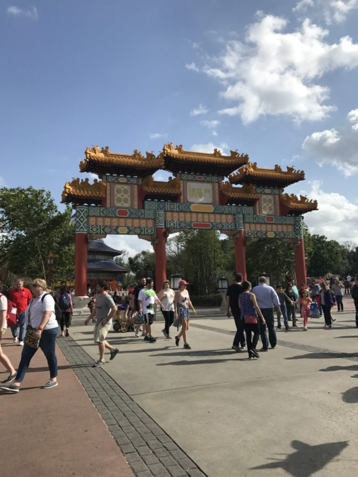 Chinatown Epcot