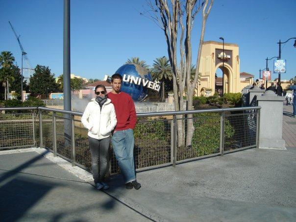 Universal Studios entrada