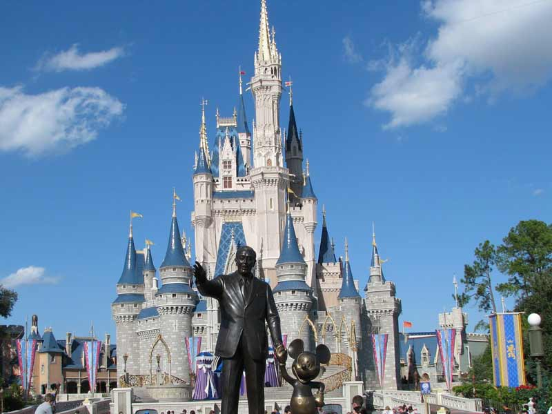 Recorrido por Magic Kingdom, un lugar soñado