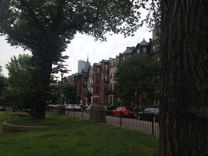Boston calles