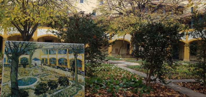 Arles, van gogh