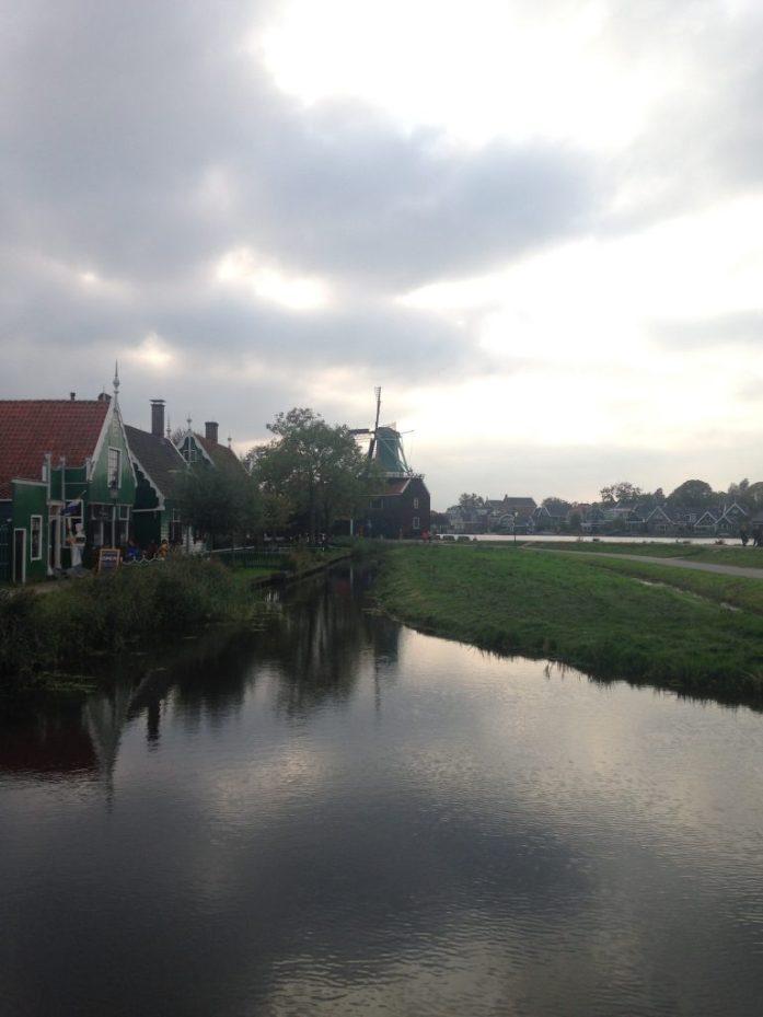 alrededores de Amsterdam